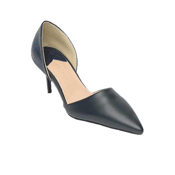 Giày cao gót dập vân da rắn SG316-2BA