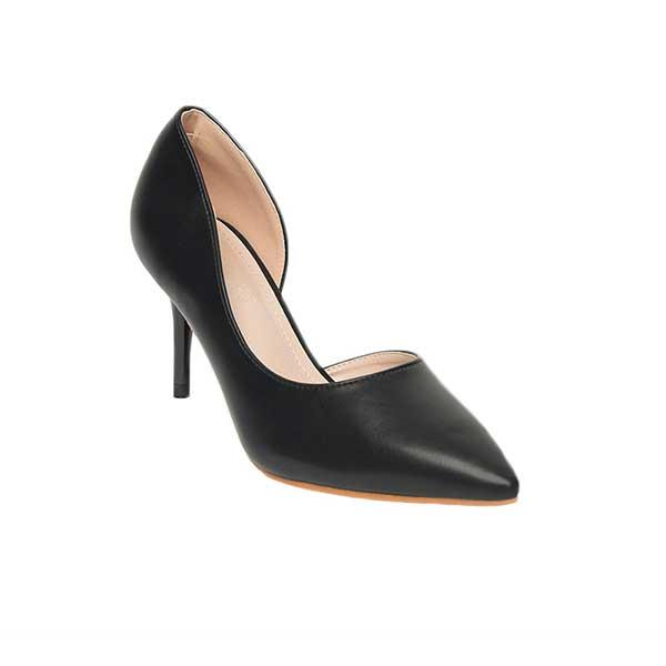 Giày gót nhọn khoét eo SG3301-10CBA