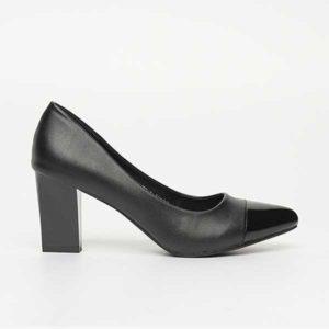 Giày cao gót đen sang trọng SGS2101-1BA