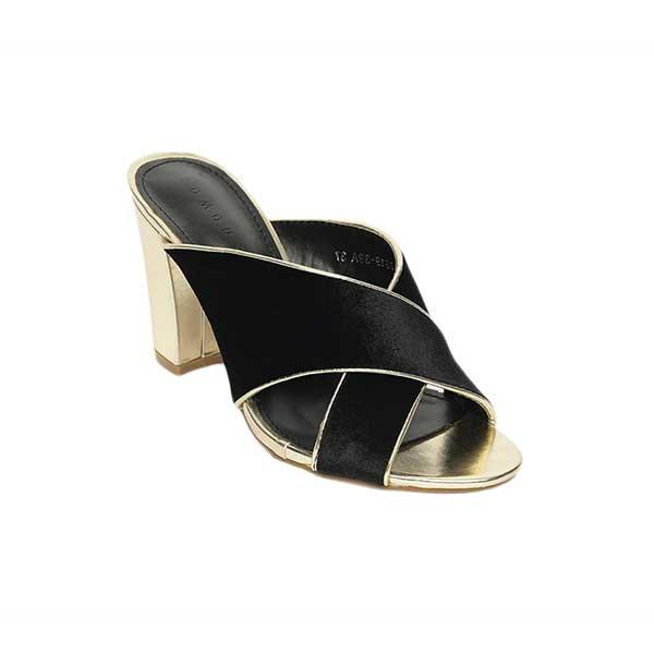 Sandal nữ cao gót quai chéo thời trang SG7819-39ABA