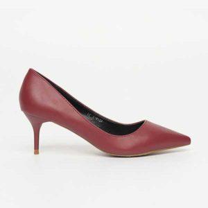 Giày nữ gót mảnh mũi nhọn 5cm SG1229-1MA