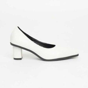Giày cao gót nữ mũi nhọn SG825-1WH