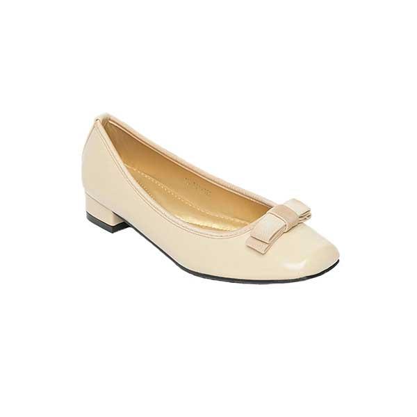 Giày nữ cao gót đế vuông thấp SG229-137AP