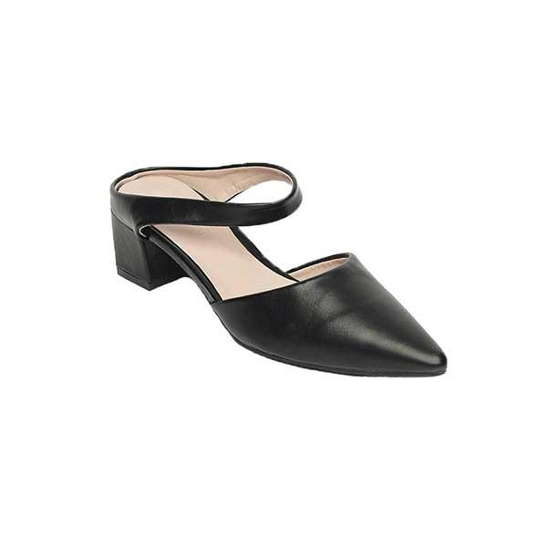 Sandal nữ đế vuông quai ngang SG20-47BA