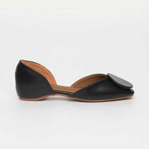 Giày bệt khoét eo SG339-17BA