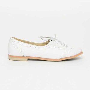 Giày Oxford nữ bệt SG658-30WH