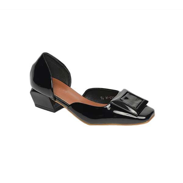 Giày cao gót đế vuông cut out duyên dáng SG2063-14BA