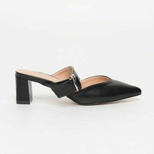 Sandal cao gót nữ đế vuông SG826-12BA