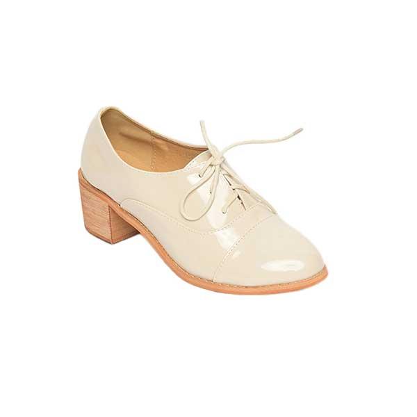 Giày oxford nữ đế cao 5cm SG3128-7AP