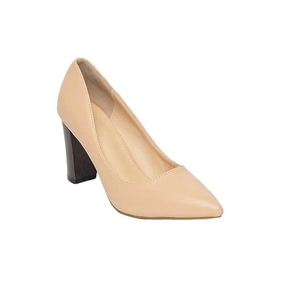 Giày cao gót đế vuông 9cm SG1258-1BE