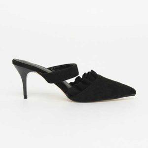 Sandal cao gót nữ mũi nhọn SGCC-8BA