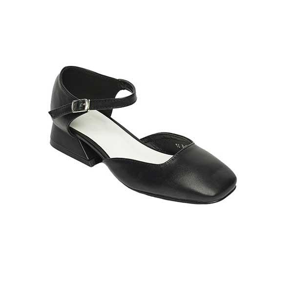 Sandal nữ quai ngang, đế vuông thời trang SG158-6BA