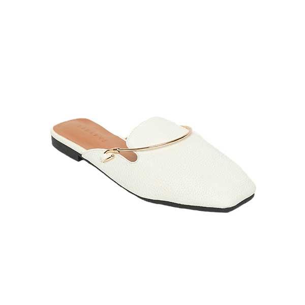 Giày sục đế bệt thời trang SG333-1WH