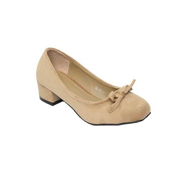 Giày cao gót nhung mũi vuông SG057BAP