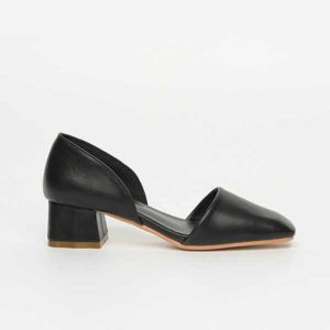 Giày gót vuông cao 5cm SG1612-11BA