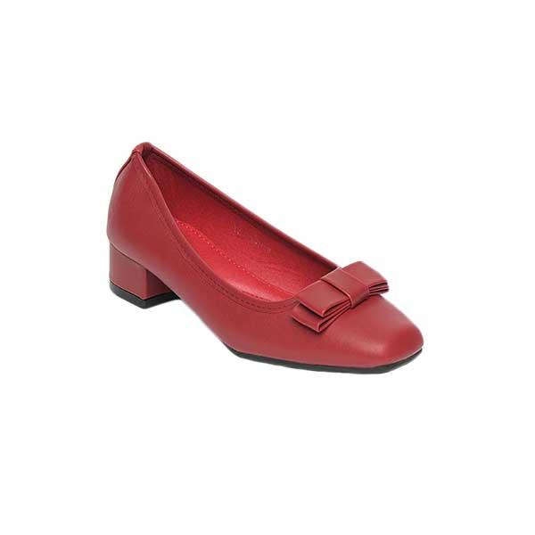 Giày đế vuông đính nơ SG8311-43ARE