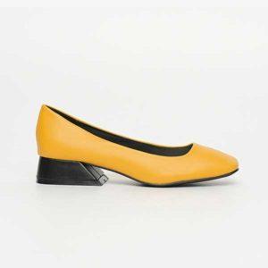 Giày nữ cao gót trẻ trung SGJ0158-1YE
