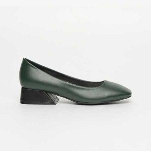 Giày cao gót mũi vuông SGJ0158-1GR