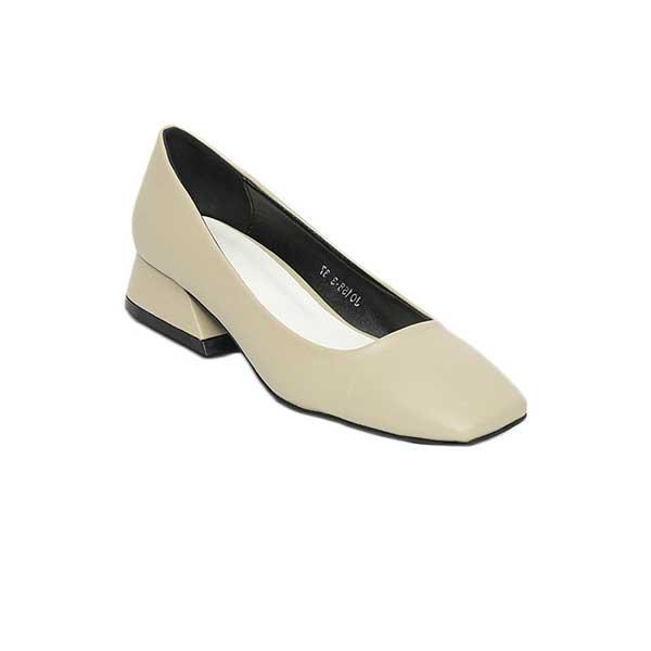 Giày cao gót nữ gót vuông SGJ0158-3GY