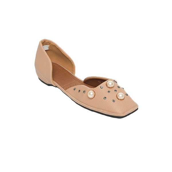 Giày bệt cut out màu hồng thời trang SG668-8PI