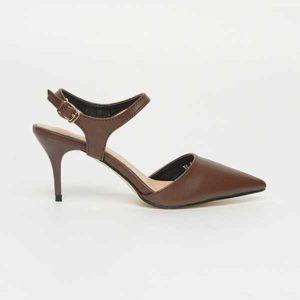 Giày nữ mũi nhọn gót nhọn 7cm SGCC-5BR