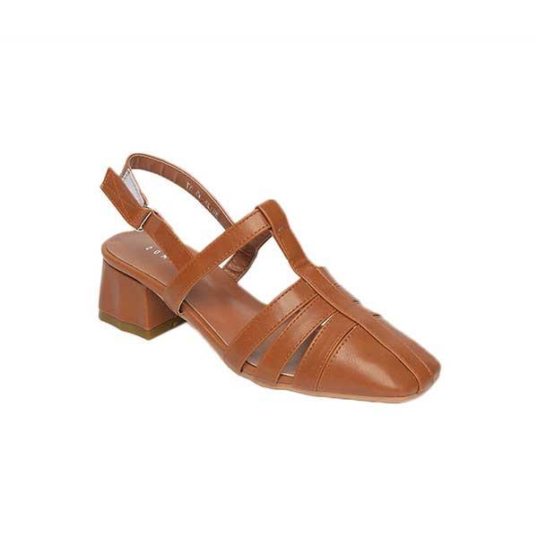 Sandal đế vuống quai hậu SG1612-13YE
