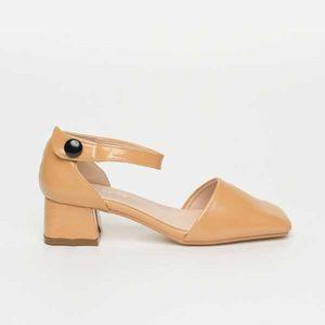 Sandal nữ gót vuông thời trang SG1612-19BE