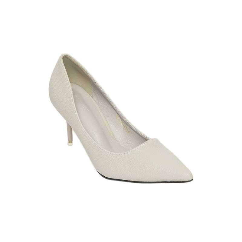 Giày cao gót gót nhọn hàng hiệu SG8833-55GY
