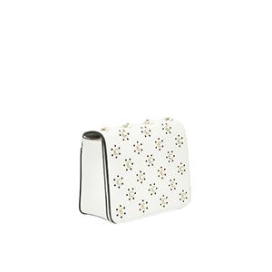 Túi đeo chéo nhỏ đính hạt ST9009WH