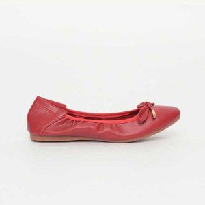 Giày búp bê nữ viền bó chun SGA389-99RE