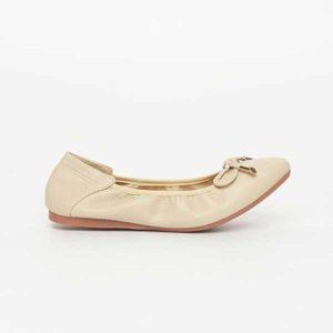 Giày bệt búp bê viền chun SGA389-99GY