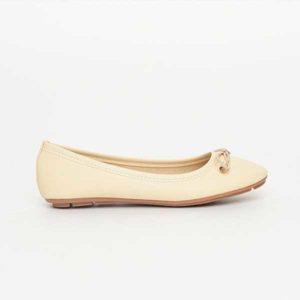 Giày bệt đính nơ SGA811-36EBE
