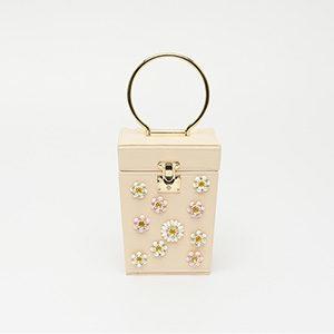 Túi xách nữ đính hoa STSY6808AP