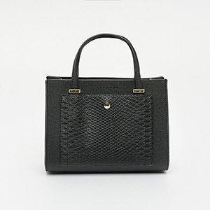 Túi xách nữ vân cá sấu ST2070BAM