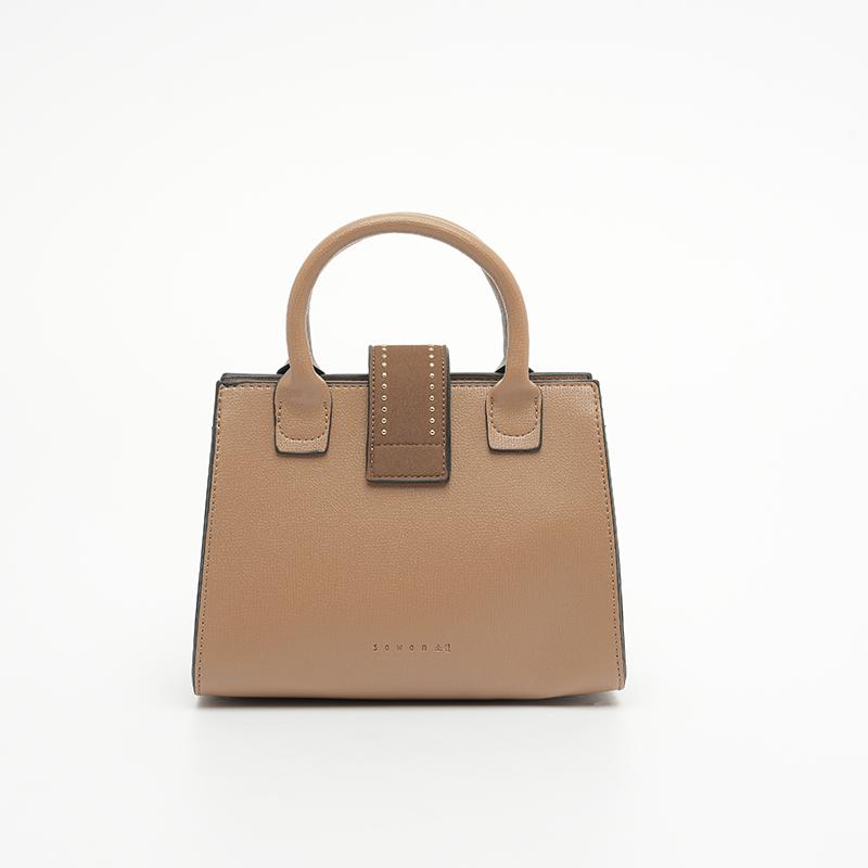 Túi xách thời trang nữ đai cài STBEJH8053BKH