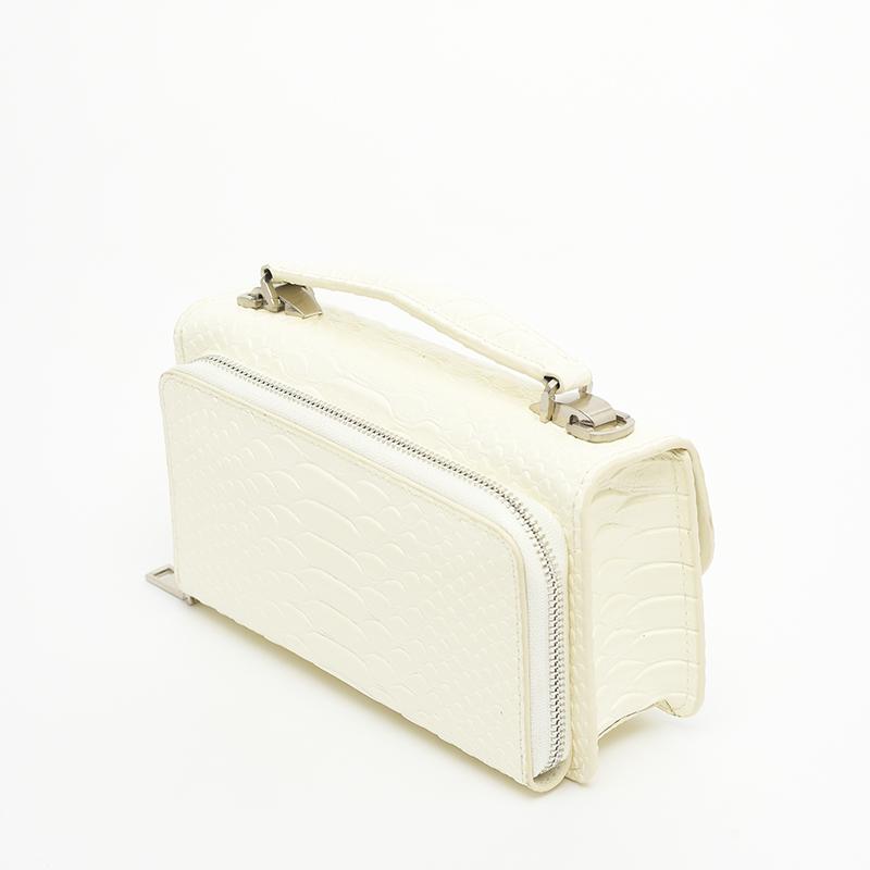 Túi hộp ngang nhỏ cao cấp STBEL101CSWH