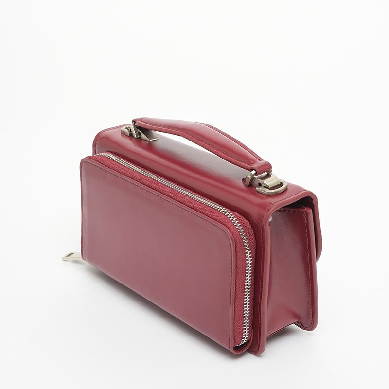 Túi xách hộp nữ hàng hiệu STBEL101RC