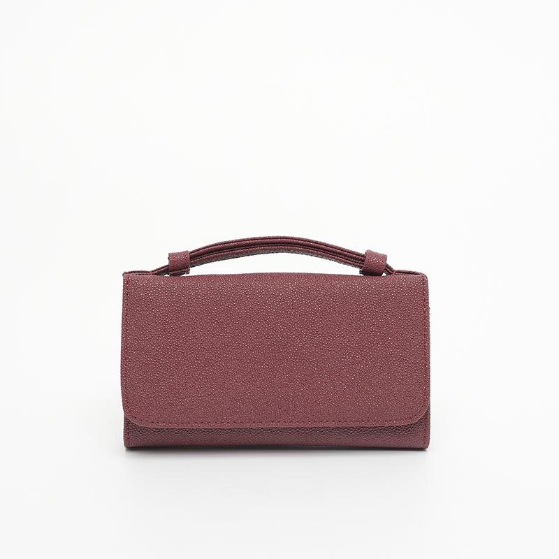 Túi đeo chéo nữ da thời trang thanh lịch STBEL202RC