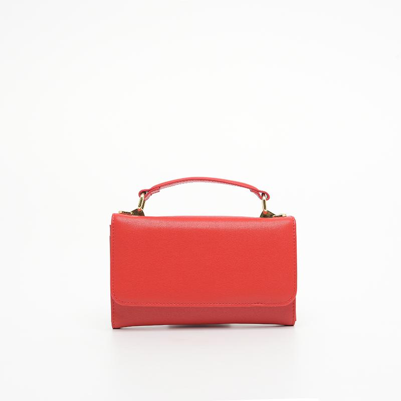 Túi xách nữ thời trang nắp gập STBEL201RH