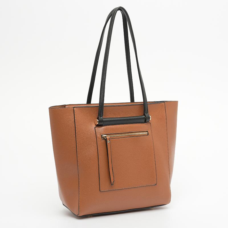 Túi xách tay tote quai mảnh STBEJH8093CAL