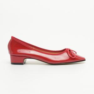 Giày búp bê nữ cao gót đế vuông SG866-11RE