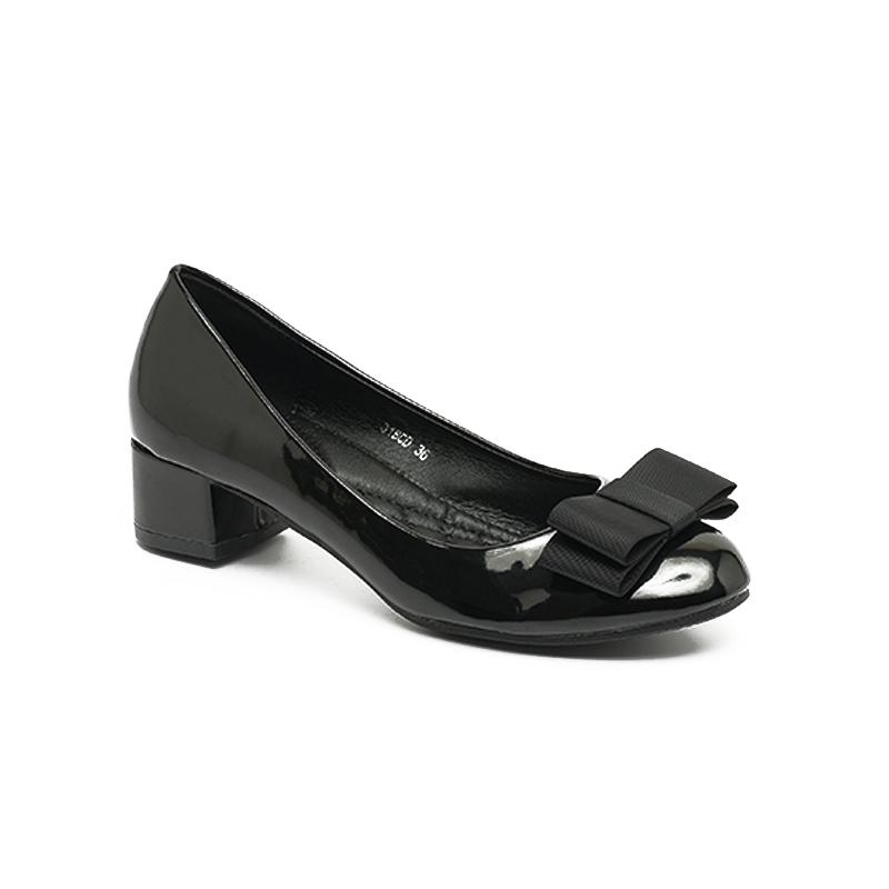 Giày cao gót nơ Hàn Quốc SG318CDBA