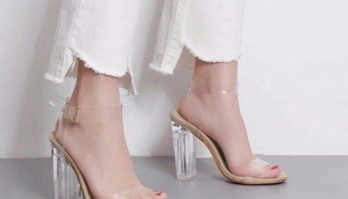 Những giày cao gót mùa hè bạn cần có trong tủ giày