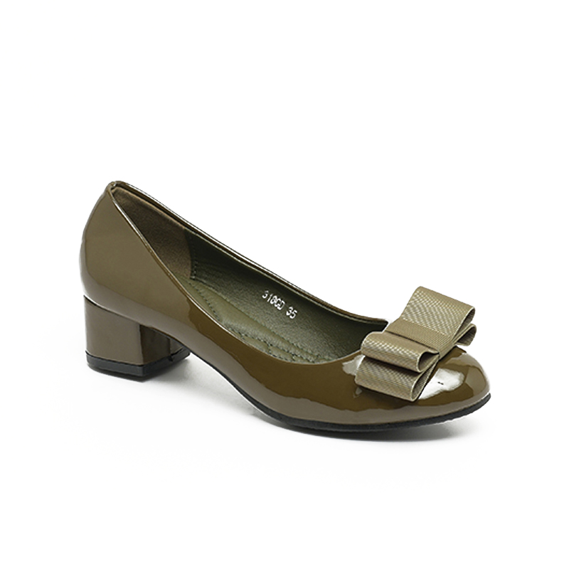 Giày búp bê đế vuông Hàn Quốc SG318CDGR