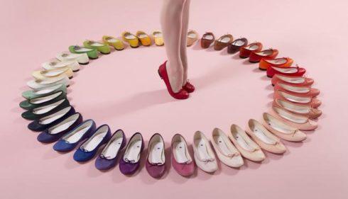 Nguồn gốc bất ngờ của đôi giày búp bê thương hiệu Repetto Pháp