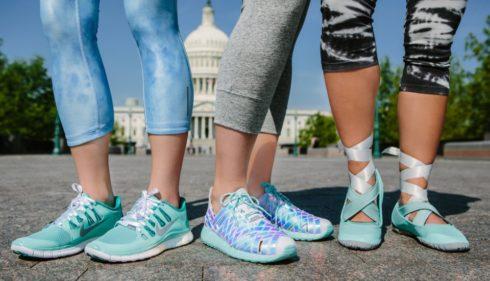 Bỏ túi 3 cách chọn giày SNEAKER mà cô nàng nào cũng nên ghi nhớ