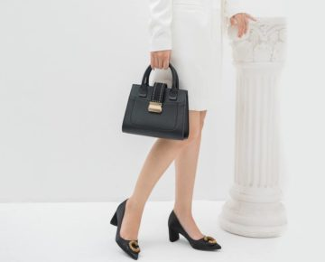 Bí kíp chọn giày tôn dáng nịnh chân cho phái đẹp