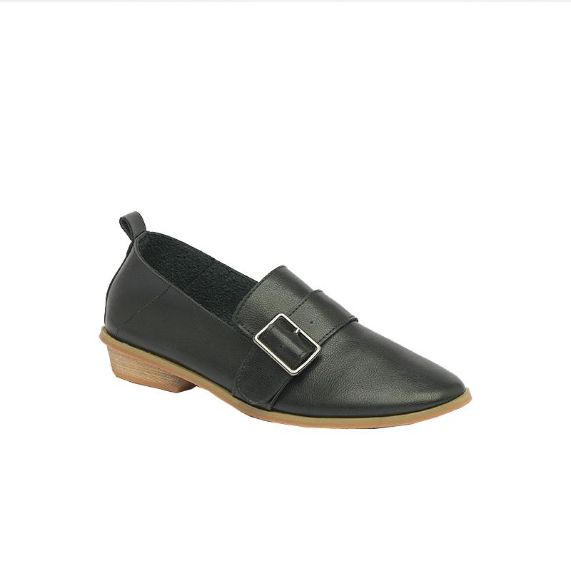Giày lười Hàn Quốc êm chân SG888-1BA