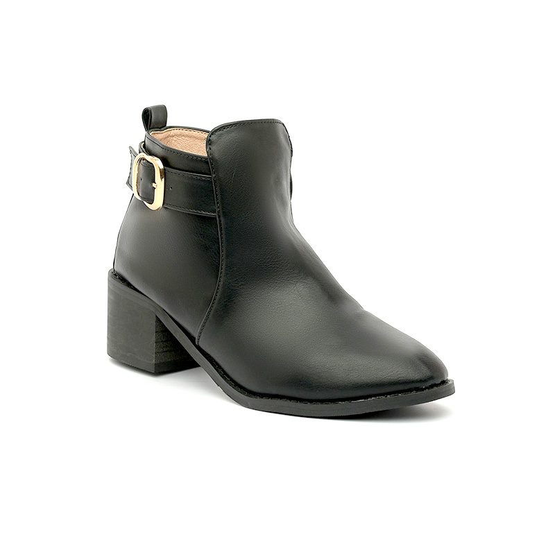 Ankle boot đế cao 5cm đẹp trẻ trung SG8818-30
