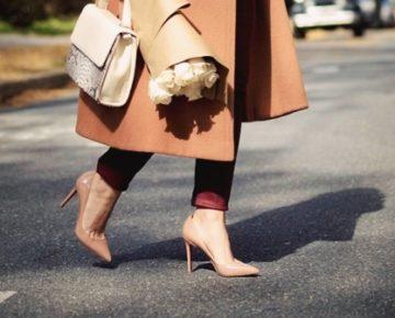 Muốn đi giày cao gót không sợ đau chân nhớ ngay loạt mẹo vặt này